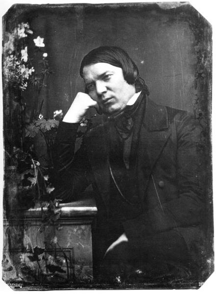 Robert Schumann in an 1850 daguerreotype Schumann-photo1850.jpg