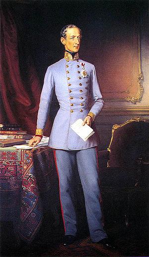 Prince Felix of Schwarzenberg