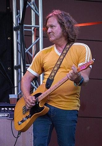 Gin Blossoms - Guitarist Scotty Johnson