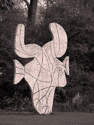 sculpture Figure découpée (1965) by Pablo Pica...