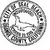 Official seal of Seal Beach, California