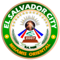 Seal of El Salvador, Misamis Oriental.png