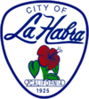 Official seal of La Habra, California