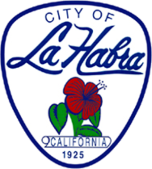 La Habra, California - Image: Seal of La Habra, California