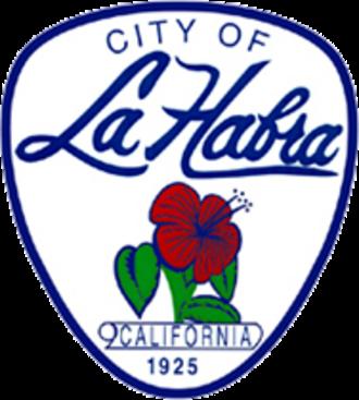 La Habra, California - Image: Seal of La Habra, California