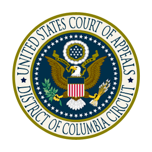 United States Court of Appeals for the District of Columbia Circuit - Image: Seal of the Court of Appeals for the District of Columbia