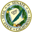 Description de l'image Seal of the Senate of the State of California.png.