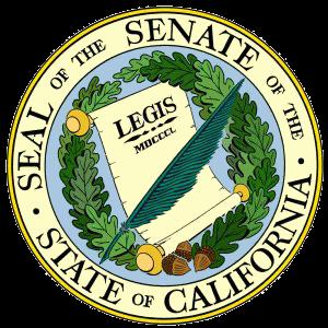 California State Senate - Image: Seal of the Senate of the State of California