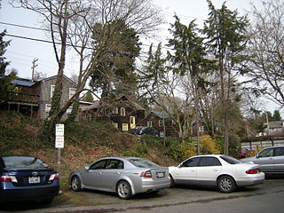 Ravenna, Seattle Seattle neighborhood