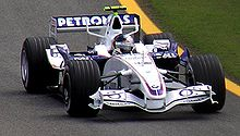 ff7a41776c487 Vettel during practice at the 2006 Brazilian Grand Prix for BMW Sauber