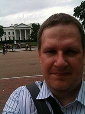 Vor dem Weißen Haus. CC-BY. Sebastian Wallroth