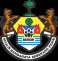 Seberang Perai City Council (MBSP - Majlis Bandaraya Seberang Perai) Logo.png