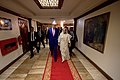 Secretary Kerry Walks With Bangladeshi Prime Minister Sheikh Hasina Wazed in Dhaka (28692596773).jpg