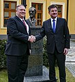 Secretary Pompeo Meets With Slovak Foreign Minister Lajcak (40106485283) (cropped).jpg