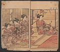 Seiro Bijin Awase Sugata Kagami-Mirror of the Beautiful Women of the Yoshiwara Brothels MET JIB31 006.jpg