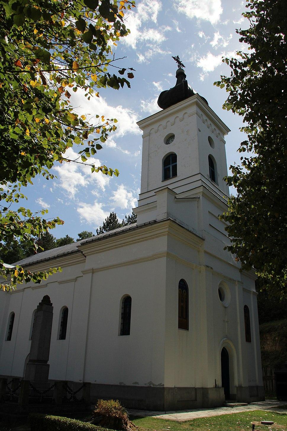 Selo Brankovina - opština Valjevo - zapadna Srbija - Kulturno-istorijska celina Brankovina 4