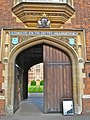 Selwyn College Cambridge Main Gate.jpg