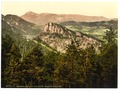 Semmering Railway, Bolleros Road and Rax Alp (i.e., Raxalpe), Styria, Austro-Hungary-LCCN2002710980.tif
