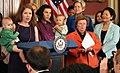Senators with Obamacare supporters.jpg