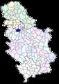 Serbia Obrenovac.png