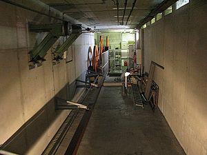 Dorfbahn Serfaus - Image: Serfaus dorfbahn terminal