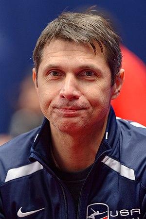 Sergei Golubitsky - Sergei Golubitsky in 2017