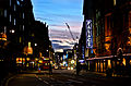 Shaftesbury Avenue at dusk.jpg