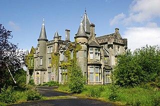 Shandon, Argyll Village in Argyll and Bute, Scotland, UK