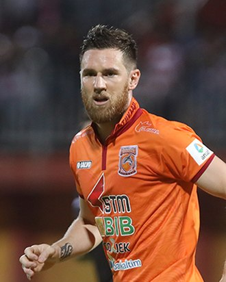 Shane Smeltz - Shane Smeltz with Borneo FC in Gojek Traveloka Liga 1 Indonesia