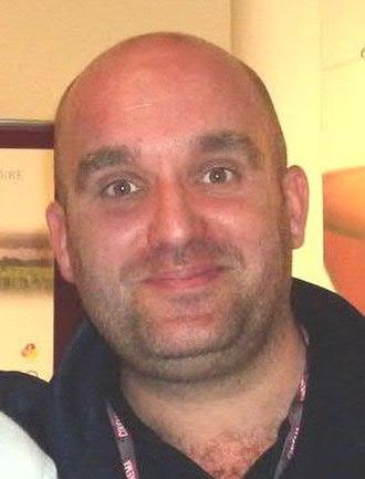 Shane Meadows - Meadows in October 2009