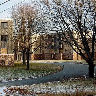 Shannon Park, Nova Scotia - Shannon Park in 2008