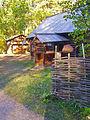 Shcholokovsky Khutor. Porch of Obukhova Hut.jpg