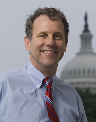 2018 United States Senate election in Ohio - Image: Sherrod Brown official photo 2009 2