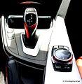 Shifter & iDrive Control - 2014 BMW 335i xDrive GT (14554919671).jpg