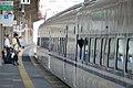 Shinkansen 100 (8086217808).jpg