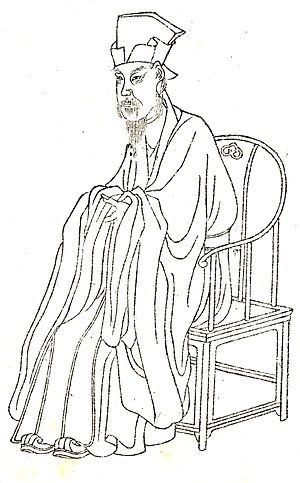 Zhou Dunyi - Image: Shou Toni
