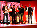 Shraddha Kapoor at the launch of Yash Raj Films new youth, Y-Films.jpg