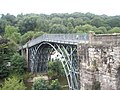Side view of the Ironbridge (2) - geograph.org.uk - 1463229.jpg