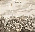Siege of Zaltbommel - Beleg van Bommel (Zaltbommel) in 1599 (Johannes Janssonius).jpg