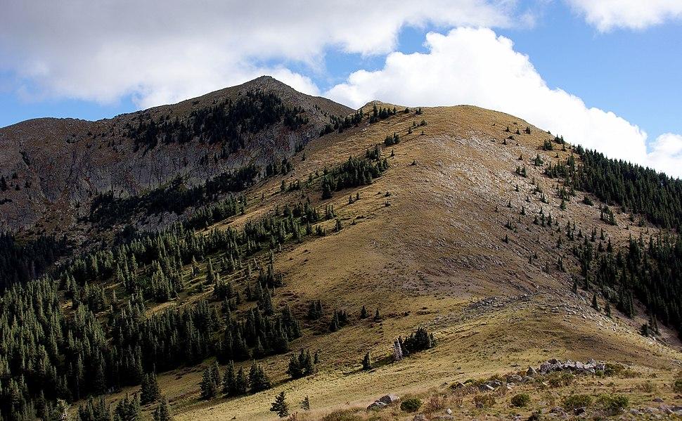Sierra Blanca Peak 2