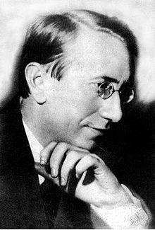 Leçon d'honnêteté élémentaire - Sigismund D. Krzyzanowski, Le thème étranger dans Littérature (à l'exception de la poésie) 220px-Sigizmund_Krzhizhanovsky