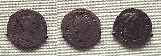 Ti Caesar Augustus | RM.