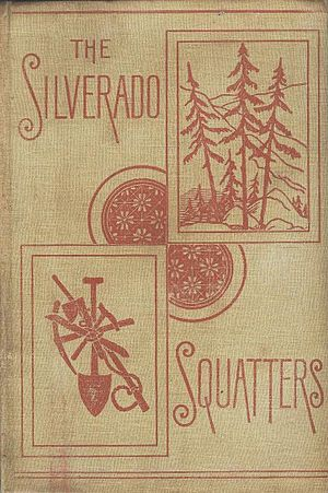 The Silverado Squatters - 2nd U.K. edition 1886