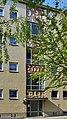 Simmering - Gemeindebau Salvador-Allende-Hof - Stiege 81.jpg