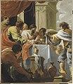 Simon Vouet - La Cène - musée des beaux arts de Lyon - 1636-1637.jpg