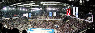 EuroBasket 2017 - Image: Sinan Erdem Dome Panaroma