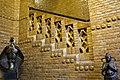 Sint Hubertus Hoge Veluwe 0051 - Main hal stairs (detail).jpg
