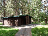 Sisters Creekside Campground facilities, Sisters, Oregon.jpg