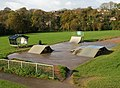 Skate park, Chaddlewood - geograph.org.uk - 1575885.jpg