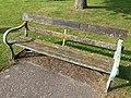 Skellingthorpe bench est.1937.jpg